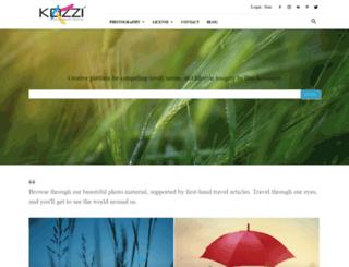 contributor.kozzi.com screenshot