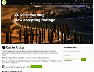 contributors.robertharding.com screenshot