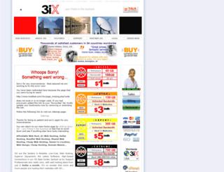 control.3ix.org screenshot