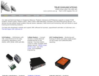 control.com.sg screenshot