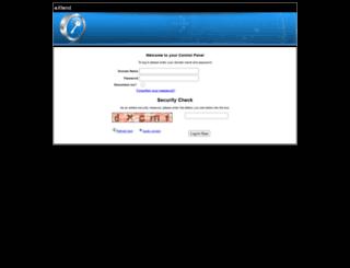 control.controlpanelsite.com screenshot