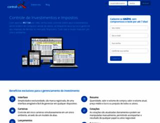controlacao.com.br screenshot