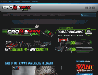controllermax.com screenshot