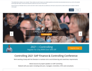 controlling2014.erpcorp.com screenshot