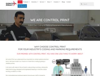 controlprint.com screenshot