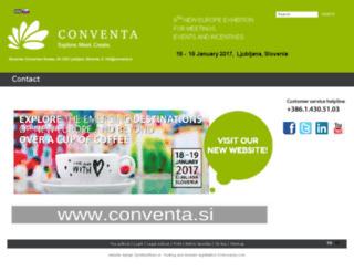 conventa.info screenshot