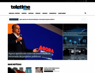 convergecom.com.br screenshot