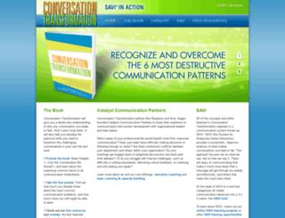 conversationtransformation.com screenshot
