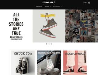converse.com.sg screenshot