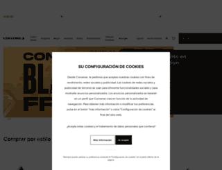 converse.es screenshot