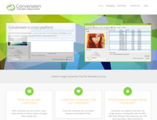 converseen.sf.net screenshot