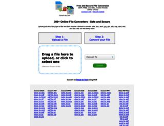 convert-doc.com screenshot