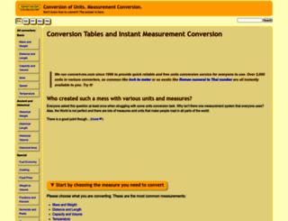 convert-me.com screenshot