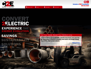 convert2electric.com screenshot