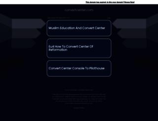 convertcenter.com screenshot