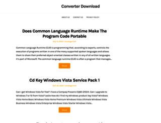 converter-download.com screenshot