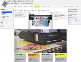 converter-solutions.de screenshot