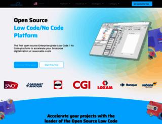 convertigo.com screenshot