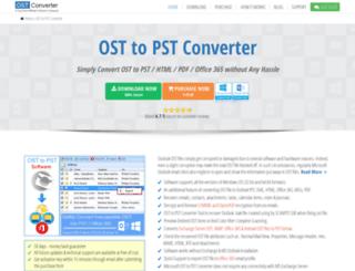 convertost.info screenshot