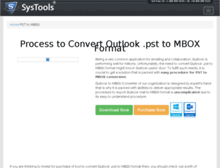 convertpstto.mboxtooutlook.org screenshot
