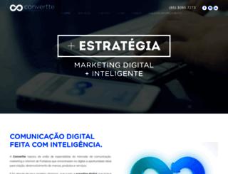 convertte.com.br screenshot