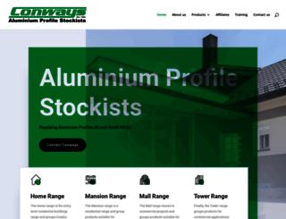 conways.co.za screenshot