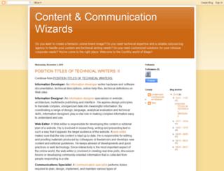 conwiz.blogspot.com screenshot