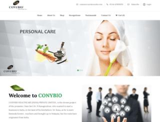 conybio.com screenshot