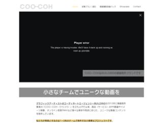coo--coh.com screenshot