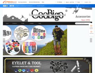 coobigo.en.alibaba.com screenshot