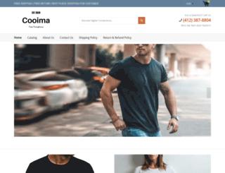 cooima.com screenshot