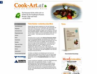 cook-art.at screenshot