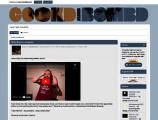 cookdandbombd.co.uk screenshot