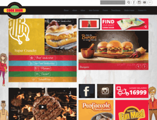 cookdoor.com.eg screenshot