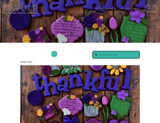 cookiecrazie.com screenshot