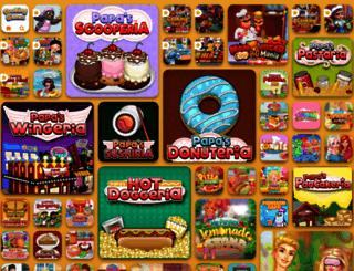 cookinggames.com screenshot