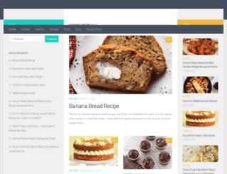 cookingrecipy.com screenshot