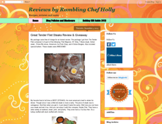 cookingwithhollyr.blogspot.com screenshot