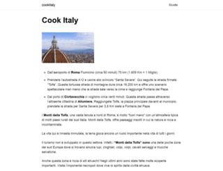 cookitaly.it screenshot