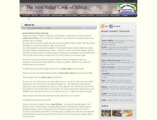 cookofafrica.com screenshot