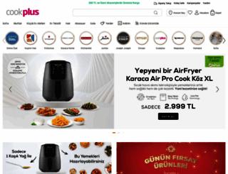 cookplus.com screenshot