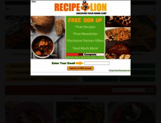 cookstr.com screenshot