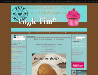 cooktime.fr screenshot