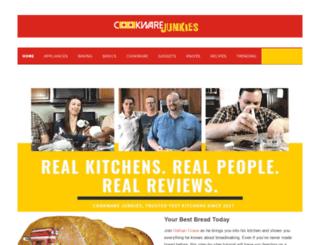 cooktj.com screenshot
