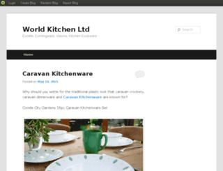 cookware.blog.com screenshot