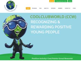 coolclubworld.com screenshot