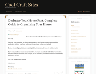 coolcraftsites.com screenshot