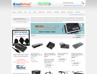 cooldrive.com screenshot