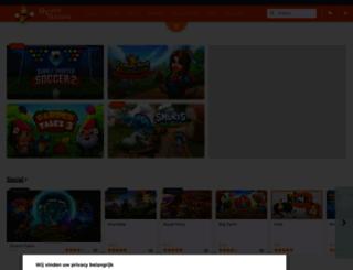 cooldung.hyves.nl screenshot