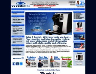 coolersense.exvn.com screenshot